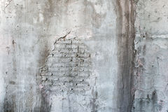 Grey concrete textured wall. background Stock Photos