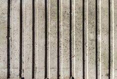 Grey Concrete Wall For Background superficiel par les agents Photos stock