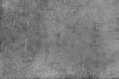 Grey concrete wall. Closeup of textured grey concrete wall Stock Photos