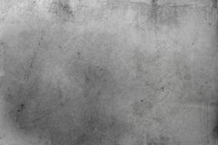 Grey concrete wall. Closeup of textured grey concrete wall Royalty Free Stock Photo