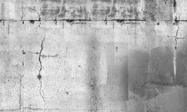 Grey concrete wall. Closeup of textured grey concrete wall Stock Photo