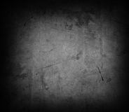 Grey concrete wall. Closeup of textured grey concrete background Stock Images