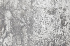 Grey concrete wall - industrial background Royalty Free Stock Photo