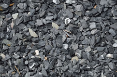 Grey Conglomerate Of Rock Royalty Free Stock Photo