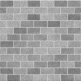 Grey construction blocks texture. Construction blocks texture in shades of grey vector illustration