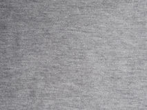 Grey cotton cloth texture Stock Photography