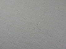 Grey cotton fabric texture Stock Image
