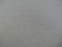 Grey cotton fabric texture Stock Photography