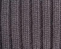 Grey cotton texture Royalty Free Stock Photos