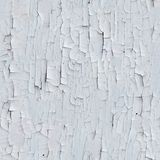 Grey Cracked Paint Seamless Texture. Stock Photos