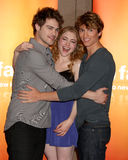 Grey Damon,Benjamin Stone,Skyler Samuels Royalty Free Stock Photography