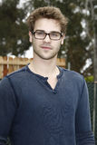 Grey Damon, Elizabeth Glaser Stock Image