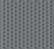 Grey del modello di tema della mazza Fotografia Stock Libera da Diritti