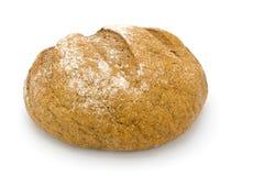 Grey del pane su un fondo bianco Immagine Stock Libera da Diritti