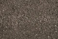 Grey dell'asfalto di struttura Fotografia Stock