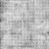 Grey desaturated della priorità bassa floreale antica fotografie stock