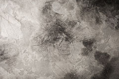 Grey designed grunge texture. Vintage background with space for text or image Stock Images