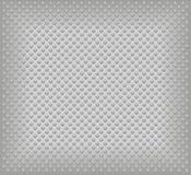 Grey di goffratura del modello Fotografia Stock Libera da Diritti