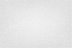 Grey Dot Background illustrazione di stock