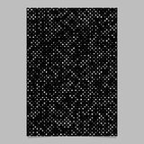 Grey dot pattern brochure background - vector stationery template design. Grey abstract dot pattern brochure background - vector stationery template design Stock Image