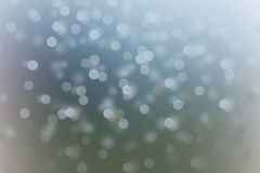 Grey dotted abstract background. With bokeh Royalty Free Stock Photo
