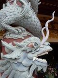 Grey Dragon Stock Photo