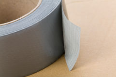 Free Grey Duct Tape Stock Photography - 6213752