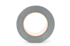 Grey Duct Tape Stock Photography