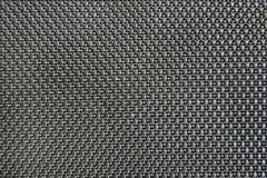 Grey fabric Stock Images
