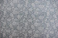Grey fabric background Stock Photography
