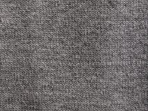 Grey fabric Stock Photography