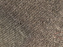 Grey fabric Royalty Free Stock Photos