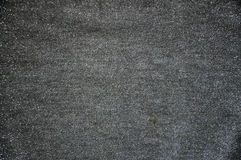 Grey Fabric with Glitter Background Stock Photo