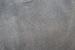 Grey fabric surface background Stock Photography