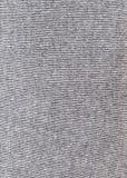 Grey fabric textile texture Stock Photography