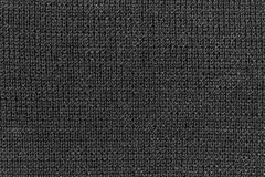 Grey fabric texture. Gray knitted fabric texture abstract background Stock Image