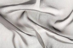 Grey fabric texture background Royalty Free Stock Images