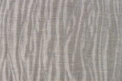 Grey fabric texture Stock Photography