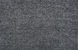Grey fabric wallpaper Stock Photo