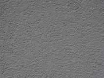 Grey facade plaster texture background royalty free stock photo