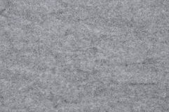 Grey felt cloth Stock Photography
