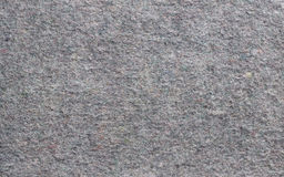 Grey felt texture Stock Images
