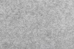 Grey felt texture background royalty free stock photo