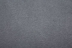 Grey fleece texture. Grey dense fine fleece texture royalty free stock photo