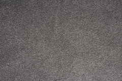 Grey fleece texture Stock Photography