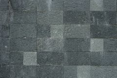 Grey floor tiles by a swimming pool. In a Vietnamese resort Royalty Free Stock Image