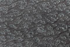 Grey Flora Pattern Background Imagen de archivo libre de regalías