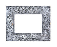 Grey frame Royalty Free Stock Photography