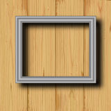 Grey frame Royalty Free Stock Photos