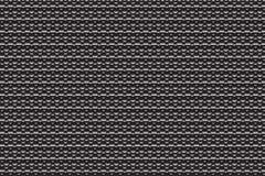 Grey Futuristic Print scuro illustrazione di stock